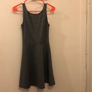 Gray gently used H&M dress